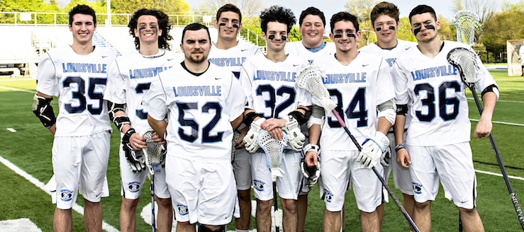 Louisville Leopards Boys Lacrosse Seniors 2016