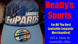 Beatty's Sports Louisville Leopards Flashy Hat Fall 2016