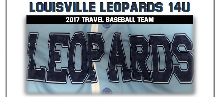 Louisivllle Leopards 14U Tryout