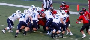 Varsity Football Storms Back in 4th to Stun Canfield
