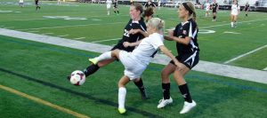 Girls Soccer Suffers 1st Defeat, Hoover Rides Early Goal