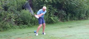 Boys Golf Suffers 1st Loss Against West Branch