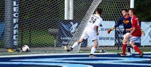 Boys Soccer Blanks Alliance 3-0 in Home Opener