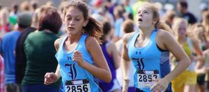 Girls Cross Country Takes 8th at GlenOak Invitational