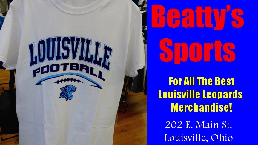 Beatty's Sports Louisville Football 2016 White T-Shirt
