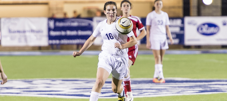 Abigayle Baughman Soccer Highlights 2015-2016