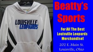 Beatty's White Louisville Leopards Hoodie