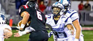 Justin Vanover Football Highlights 2016 - Louisville Leopards