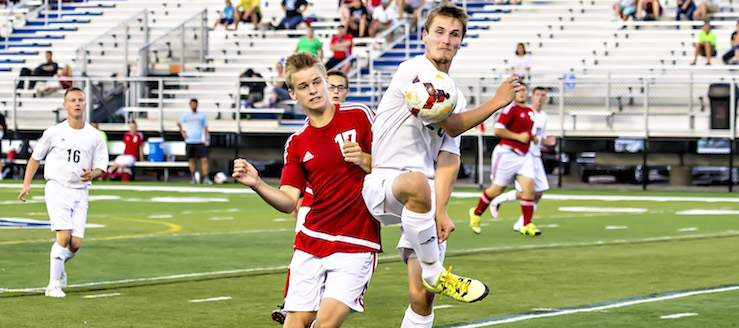 Korey Bowen Soccer Highlights 2016 - Louisville Leopards