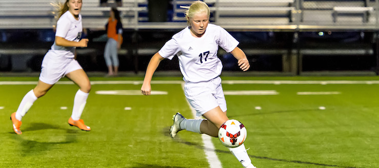 Megan Hampe Soccer Highlights 2016 - Louisville Leopards