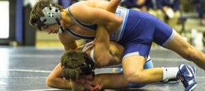 Leopards Place 11th at Top Gun Invitational – Wrestling