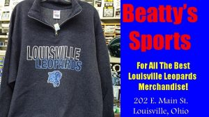 Beatty's Louisville Leopards Grey Sweatshirt Jacket 2017