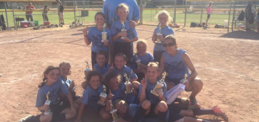Louisville 8U Softball Team 2017 Miller & Company