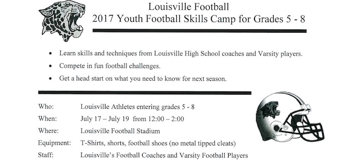 Leopards Football Youth Camp 2017