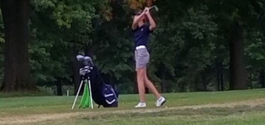 Abby Vanicek Louisville Leopards Girls Golf at Tannenhauf 2017