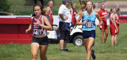 Cassidy Kiko OHSAA Preseason Invitational - Louisville Leopards Cross Country