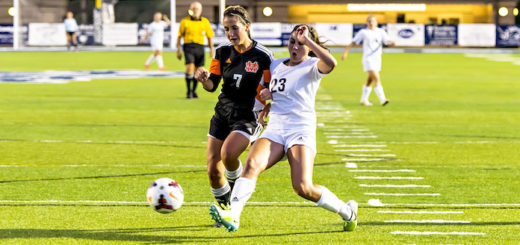 Hannah Baughman Louisville Leopards Girls Soccer Vs. Marlington Dukes 2016