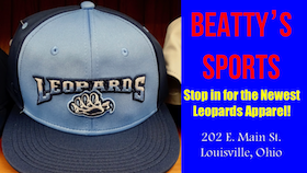 Louisville Leopards Claw Hat