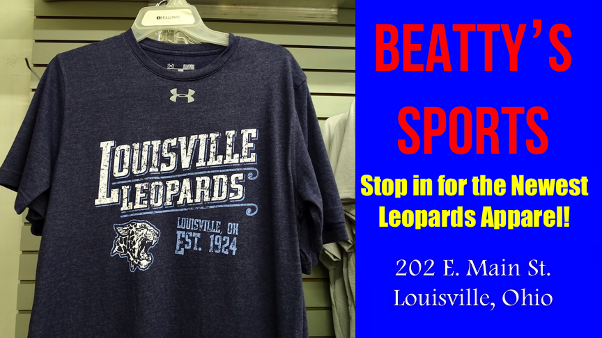 Louisville Leopards Under Armor Established 1924 T-Shirt
