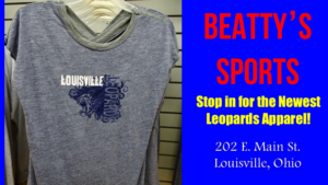 Louisville Leopards Womens Short Sleeve Shirt