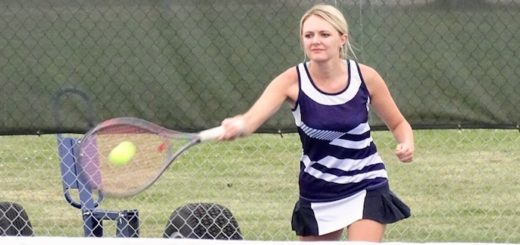 Mackenzie Murphy Louisville Leopards Girls Tennis 2017