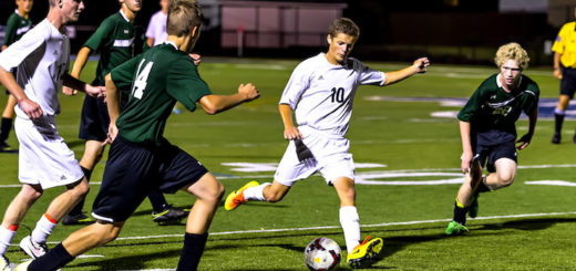 Bailey Adams Louisville Leopards Vs. West Branch Warriors Boys Soccer 2016