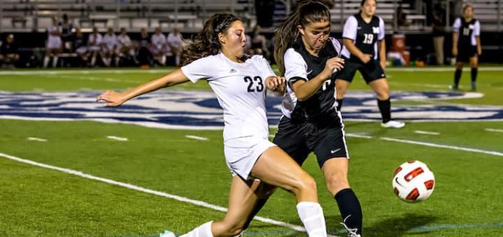 Hannah Baughman Louisville Leopards Vs. Carrollton Warriors 2016 Girls Soccer