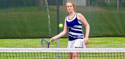 Kylie Bowen Louisville Leopards Girls Tennis 2017