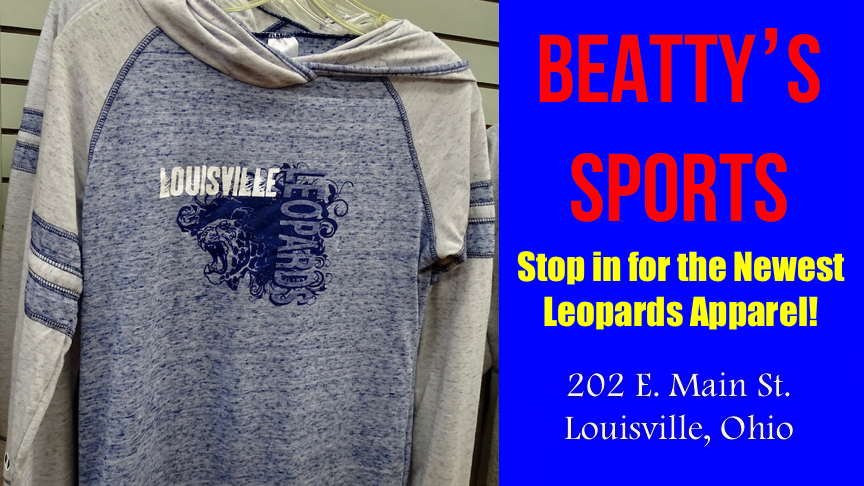 Louisville Leopards Women's Long Sleeved Jacket - Beatty's Sports Fall 2017
