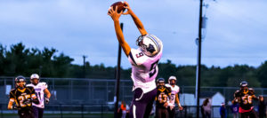 Logan Thomas Louisville Leopards Football Vs. Marlington Dukes 2016