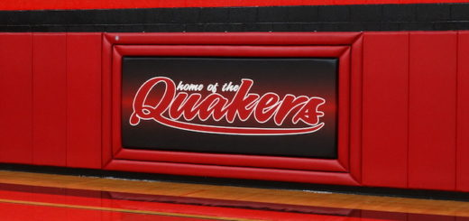 New Philadelphia Quakers - Home of the Quakers Wall Banner