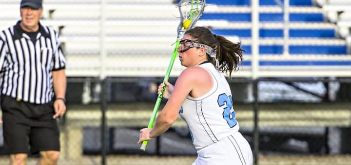 Megan Vesely Louisville Leopards Girls Lacrosse 2017