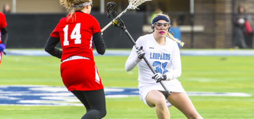 Lana Ulrich Louisville Leopards Vs. Kent Roosevelt Rough Riders Girls Lacrosse 2018
