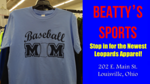 Beatty's Sports - Baseball Mom Shirt