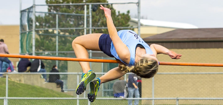 Karli Miller Louisville Leopards Track 2018 Vs. Salem