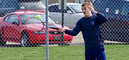 Ryan Pukys Louisville Leopards Boys Tennis 2018 Vs. Marlington Dukes