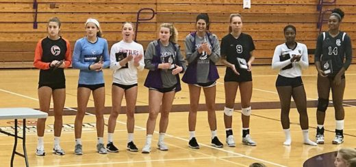 Jackson Invitational Volleyball All-Tournament Team 2018