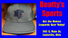 Beatty's Sports Grey Hat Ad