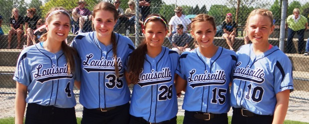 Louisville Lady Leopards Softball Seniors 2013