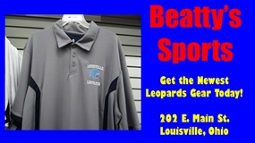 Beatty's Sports Grey Polo Ad