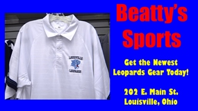 Beatty's Sports White Polo Ad