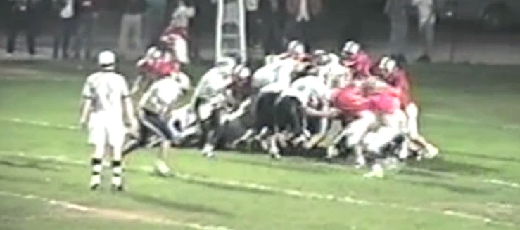 Louisville Leopards Vs. Canton South Wildcats 1993 Football Highlights