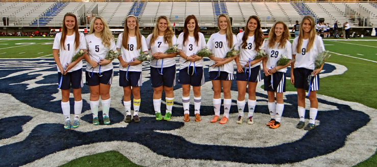 Louisville Lady Leopards Girls Soccer Seniors 2013