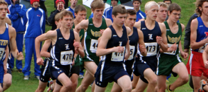 Boys Cross Country Blows Past Competition at OHSAA Early